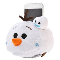 Olaf Tsum Tsum Phone Holder Olaf and Snowgie can keep your phone nice and safe and make a cute table display! Disney Other