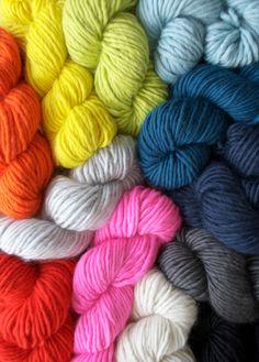 Introducing Purl Soho's Super SoftMerino! | Purl Soho