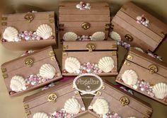 Souvenirs!! Cofres del Tesoro, para fiestas temáticas de piratas!!