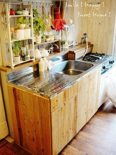 『キッチンを再び…「劇的!Before→After !?」続編♪』