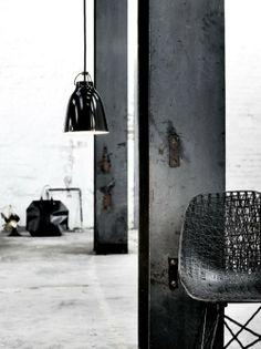 caravaggio light | metal ~ cecilie manz design | yellows photography