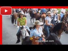 Cabalgata Armenia Quindio 2011, turismo por el eje cafetero mujeres Colombia 11 - YouTube