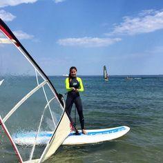 Check out our Surf clothing here! http://ift.tt/1T8lUJC Осваиваю виндсерфинг) #surflaguna #windsurfingodessasurflaguna #surflagunabeach #surflife #windsurfing #goodwind #sun #openseason #season #wind #sport #sportlife #happy #happytime #windsurf #loveit #lovemylife #sportgirl