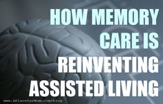 Learn what memory care offers seniors, and get in-depth info about how many memory care communities are breaking ground.
