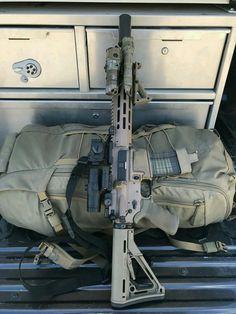 Military Weapons, Weapons Guns, Guns And Ammo, M4 Carbine, Ar Rifle, Battle Rifle, Shooting Guns, Custom Guns, Hunting Rifles
