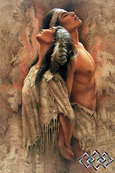 Eternal Soul Mates - Lee Bogle - World-Wide-Art.com