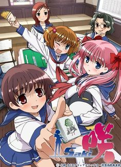saki anime - Google Search