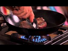 How to Cook the Perfect Medium Rare Steak - Annabel Langbein - YouTube