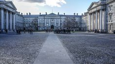 Trinity College Dublin- I do love my college!