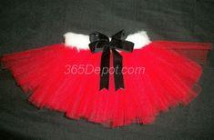 Christmas Baby Girls Tutu Dress