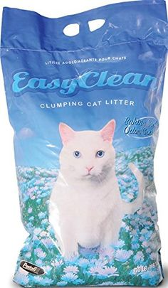 Pestell Pet Products Easy Clean Scoopable Litter with Baking Soda, 40-Pound Bag *** Click image to review more details. (This is an affiliate link and I receive a commission for the sales)