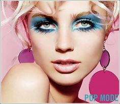MAC Cosmetics Pop Mode Collection for Spring 2003