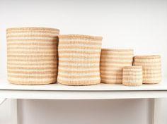 Schwari Handwoven Basket Set