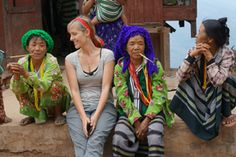 Join Megan McCormick as she travels throughout this fascinating region in our Globe Trekker Myanmar travel guide. colonialism and women with neck bands