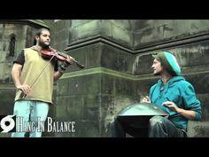 Hang In Balance - Hang music by Daniel Waples