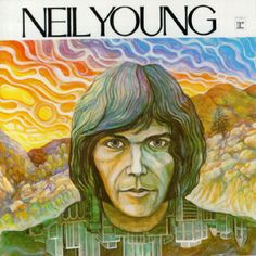 1968-Neil-Young-rare-vintage-psychedelic-stereo-lp-vinyl-record-album-cover-art by retrorebirth, via Flickr