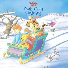 Amazon.com: Winnie the Pooh: Pooh Goes Sledding eBook: Disney Book Group: Kindle Store