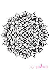 """Résultat de recherche d'images pour """"dessin a imprimer mandala"""""""