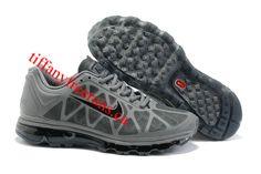 Mens Nike Air Max 2011 Cool Grey/Anthracite Sneakers