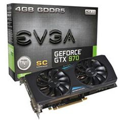 Geforce Gtx970 4GB Superclock