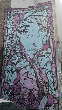 Street Art, Female
