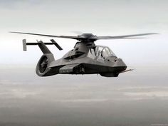 Boeing–Sikorsky Comanche is an advanced five-blade armed reconnaissance and attack helicopter designed for the United States Army. Comanche Helicopter, Military Helicopter, Military Aircraft, Bell Helicopter, Fighter Aircraft, Fighter Jets, Avion Drone, Attack Helicopter, Transporter