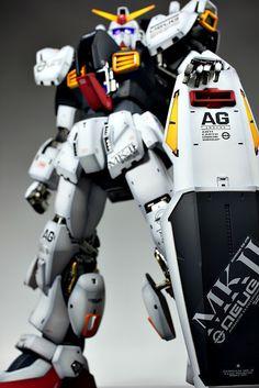 PG 1/60 RX-178 Gundam Mk-II - II