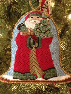 steph's stitching: More decorations