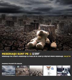 """1st Prize:  """"Hindsight"""" by Laura Costăchescu & Vlad Gheorghiu - 123RF: Meseriașii sunt pe 123RF"""