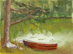 Rowing Boat — Rob Tijink