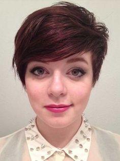 fat girls + short hair = YES! | Plus size short haircuts ...