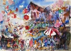 Image result for watercolour artists