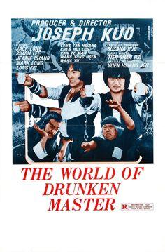 World of the Drunken Master (1982)