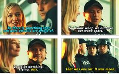 Flashpoint ~ Season 2 Episode: Clean Hands ~ There was a mean cat lol