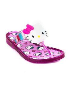 Size 1 Hello Kitty Jilian