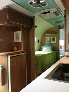 Vintage camper:  Our 1976 Airstream Argosy. --  Looks a lot like mine...