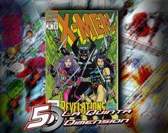 X-MEN # 31 Psylocke y revenge. Andy kybert. $ 70.00 Para más información, contáctanos en http://www.facebook.com/la5aDimension