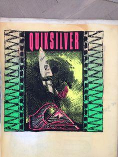 Quiksilver In the 80's