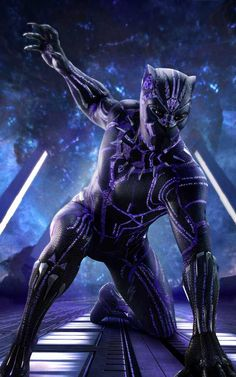 You are watching the movie Black Panther on Putlocker HD. King T'Challa returns home from America to the reclusive, technologically advanced African nation of Wakanda to serve as his country's new leader. Poster Marvel, Marvel Comics, Marvel Heroes, Marvel Avengers, Black Panther King, Black Panther 2018, Black Panther Marvel, Nakia Black Panther, Black Panther Drawing