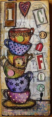 Coffee - My Art Journal May 21, 2011