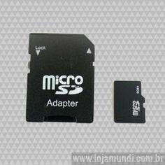 Cartão Memória Micro SD 8GB