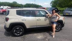 Heidi, congratulations from all of us here at McKay's Chrysler Dodge Jeep Ram.