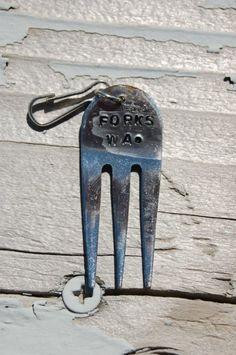 haha . . . forks