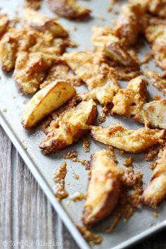 baked fries, cheddar bake, side dish, crispi cheddar, bake fri