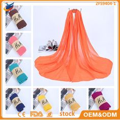 Check out this product on Alibaba.com App:wholesale stock LADY'S 100�R COTTON MATERIAL PLAIN chiffon silk SCARF 140X190 CM https://m.alibaba.com/RbuEri