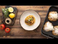 Κοτόπουλο με σάλτσα μουστάρδας σε πουγκάκια λαδόκολλας | Kalamata Papadimitriou - YouTube