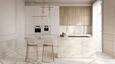 ELEGANT KITCHEN on Behance