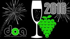 ¡En doa Consultoría les deseamos un excelente Año Nuevo!  Que este 2016 sea un año lleno de muchos logros y éxitos, pero sobre todo, un año repleto de bendiciones y experiencias memorables.