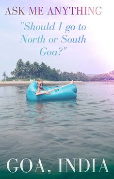 Goa is one of the best places in India for travel! There's something for everyone. The real question is-- should you go to North Goa or South Goa and why?!