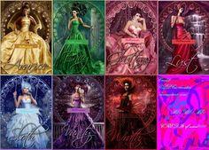 "Virtudes, Vícios E Pecados... ""Os Sete Pecados Capitais"": Luxúria, Gula,Ira, Avareza, Soberba, Vaidade e Preguiça."